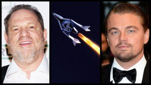 Cannes: Bidder Pays $1.5 Million for Trip to Space with Leonardo DiCaprio