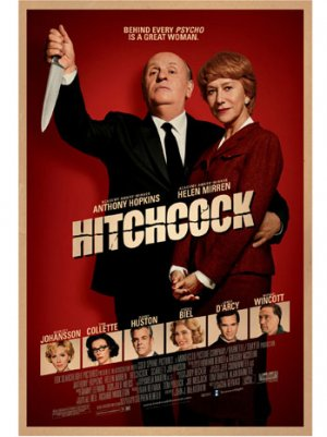 Fox Searchlight Releases New 'Hitchcock' Poster (Exclusive)
