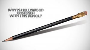Why Is Hollywood Obsessed With This Pencil?