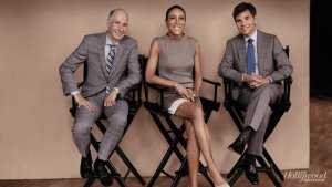 THR's 35 Most Powerful People in Media Get Personal During Photo Shoot (Video)