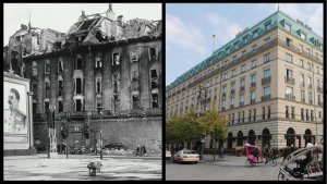 The Berlin Hotel Where Hollywood Sleeps — and Hitler Did Too
