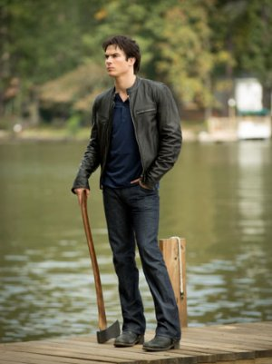 'Vampire Diaries': Ian Somerhalder on Elena's Bond, the Cure and Missing Season 1 Damon
