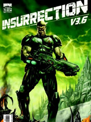 Comic 'Insurrection' to Become Film at Paramount (Exclusive)