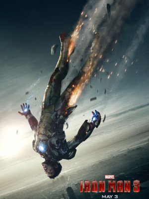 'Iron Man 3' Super Bowl Spot a Display of Aerial Heroics (Video)
