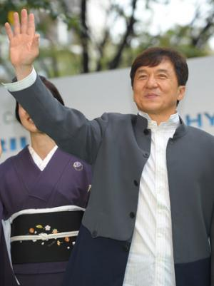 China Appoints Jackie Chan to Top Political Advisory Body