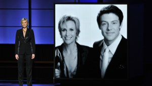 Emmys Cory Monteith Tribute: 'He Was Not Perfect'