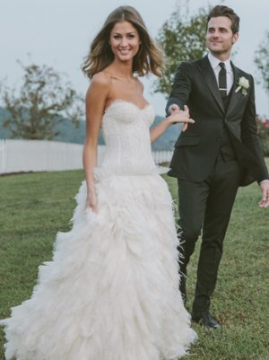 Kings of Leon's Jared Followill Marries Model Martha Patterson (Photo)
