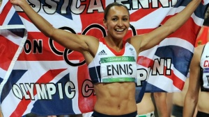 Olympics 2012: British Gold Medalist Jessica Ennis In Line for Sponsorship Payday