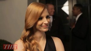 Jessica Chastain on Her Awards-Season Balancing Act, Which Nominee She Hopes to Work With (Video)