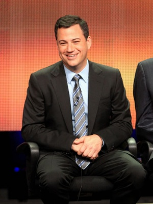 Jimmy Kimmel, Molly McNearney Engaged