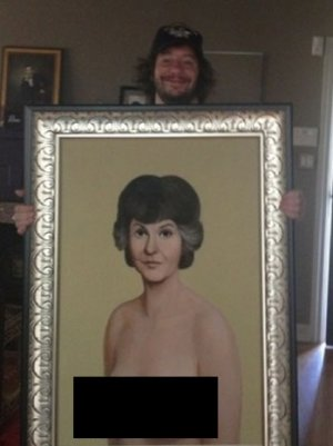 Jimmy Kimmel Revealed as Buyer of $1.9 Million Bea Arthur Nude Painting