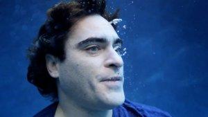 Joaquin Phoenix Simulates Drowning in PETA Vegan Ad (Video)