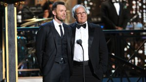 Joel McHale: Chevy Chase Wanted to Fight Me (Video)