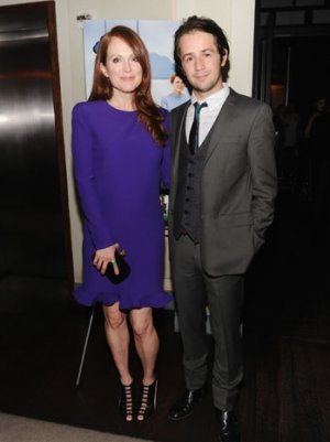 The Education of Julianne Moore and Michael Angarano