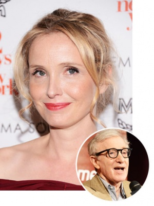 Julie Delpy Wants Woody Allen to Star in New Project 'Virgo Rising'