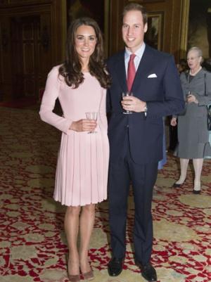 Royal Baby Draws International Media to London