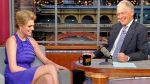 Kate Upton Makes the TV Rounds, Talking Frostbite and the SI Swimsuit Issue Cover (Video)