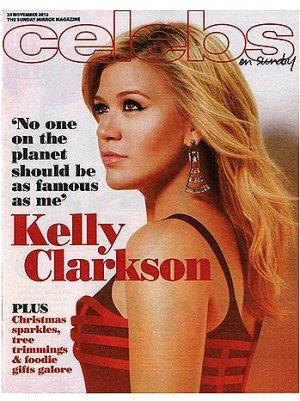 Kelly Clarkson Slams UK Paper: Don't Twist My Words