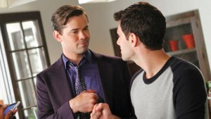 Network Axes Fall Hard on Gay Characters