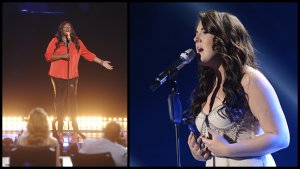 'American Idol': Kree Harrison and Candice Glover Talk 'Emotional' Finale