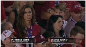 Katherine Webb on Brent Musburger: 'The Media Has Really Been Unfair'