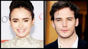 Berlin 2013: Sam Claflin and Lily Collins Sign For 'Love, Rosie'