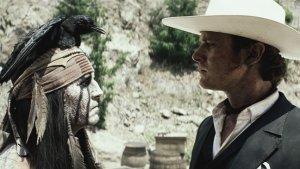 Disney Releases 'The Lone Ranger' Sneak Peek of Super Bowl Ad (Video)