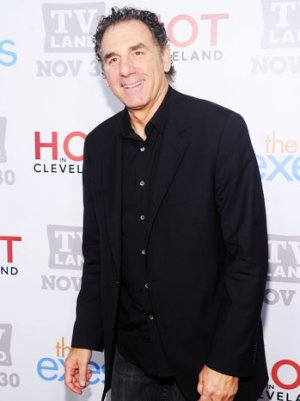 'Seinfeld's' Michael Richards Joins Kirstie Alley's TV Land Comedy