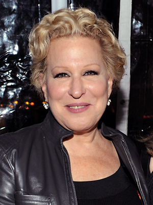 'Glee': Bette Midler Accepts Guest Gig From Ryan Murphy
