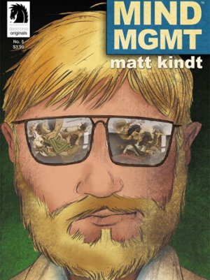 Fox Picks Up Comic Book 'Mind MGMT' for Ridley Scott to Produce (Exclusive)