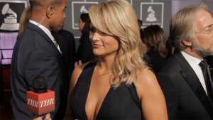 Grammys 2013: Miranda Lambert Reveals Pistol Annies' New Album is 'Finished,' Coming Out in a 'Couple Months' (Video)