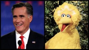 Obama's Big Bird Ad Hits Mitt Romney as Soft on Wall Street (Video)
