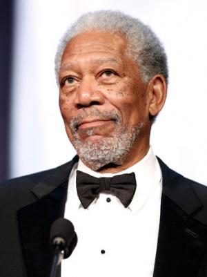 Morgan Freeman Joins Johnny Depp in 'Transcendence'