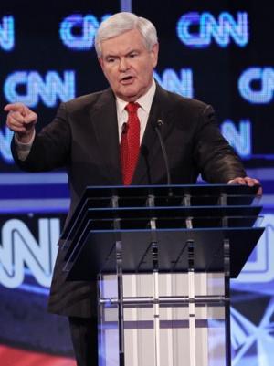 Newt Gingrich, Stephanie Cutter, Romney Adviser Kevin Madden Eyed for 'Crossfire'