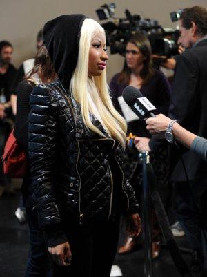 'American Idol': Nicki Minaj Addresses 'White Guy With Guitar' Curse