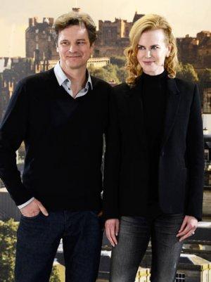Nicole Kidman Wants Colin Firth for S.J. Watson Thriller