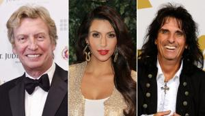 Nigel Lythgoe Developing New Reality Projects With Kim Kardashian, Alice Cooper, More (Exclusive)
