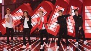 One Direction Heading to the Big Screen
