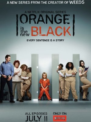 Netfix's 'Orange Is the New Black': 'Just Like the Hamptons' -- Only Horrible (Video)