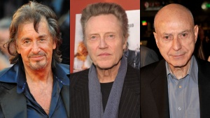 Al Pacino, Christopher Walken, Alan Arkin to Star in Action-Comedy 'Stand Up Guys' (Exclusive)