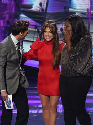 'American Idol' Recap: Paula Abdul Makes Triumphant Return; Another Finalist Bites the Dust