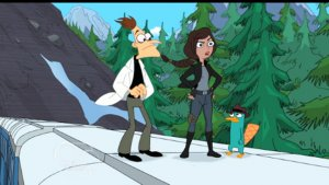 Disney Channel's 'Phineas and Ferb' Welcomes Back Agent P (Exclusive Video)