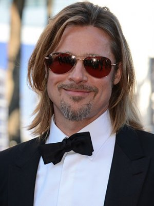 Brad Pitt's Profile Mysteriously Disappears from China's Version of Twitter