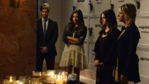 'Pretty Little Liars': Emily's Revelation Shines Light on 'A'