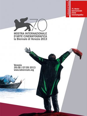 Venice Film Fest Releases 70th Edition Poster