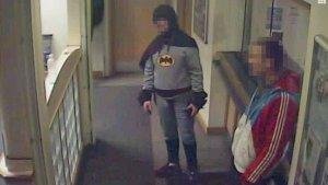 British Batman Impostor Unmasked as Jovial Prankster Soccer Fan