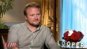 'Looper' Director Rian Johnson on What Bruce Willis and Your Grandmother Have in Common (Video)