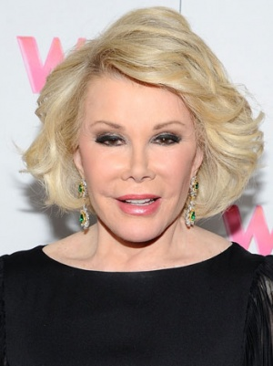 'Fashion Police' Writers File Complaint Against Joan Rivers for Back Wages