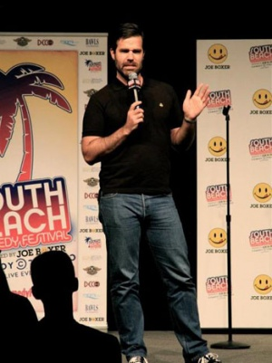 Rob Delaney, Twitter Comedy Star: Making You Laugh and Cry (Q&A)