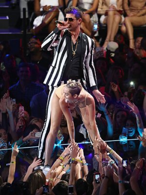 Note to Miley Cyrus: Please Stop; Plus Other MTV VMAs Ruminations